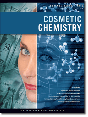 Cosmetic Chemistry explores the linking of skin structure and function to ingredient choice in order to achieve better treatment results and client satisfaction. This is done by approaching the major skin conditions that therapists see on a daily basis and applying the knowledge of what is happening to the skin's cells to the types of ingredients that will provide best therapeutic effect.