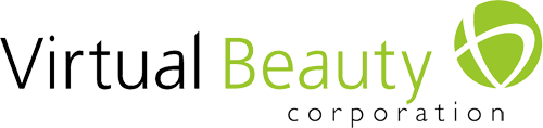 virtual beauty logo