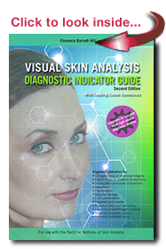 Visual Skin Analysis Diagnostic Indicator Guide